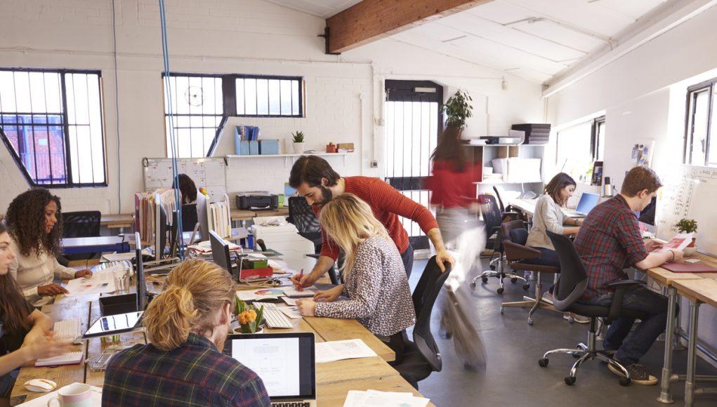 Waar moet je op letten bij de inrichting van een kantoor