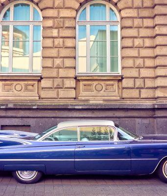 Oude vervuilende auto's niet meer welkom in stadscentra